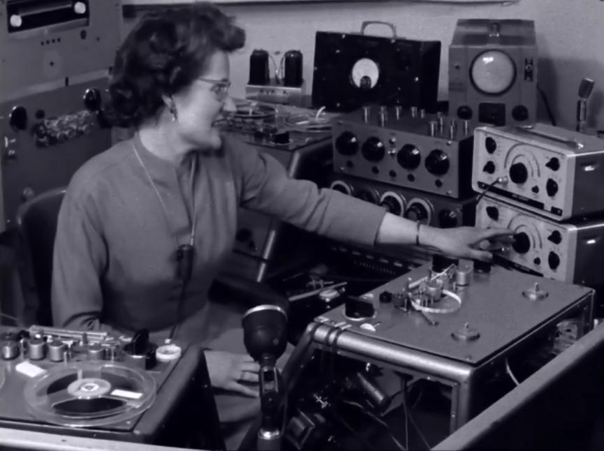بذلت نساء جهوداً أسطورية في تطويع أشرطة التسجيل المصنوعة من الفينيل، لكنهن بقين مجهولات