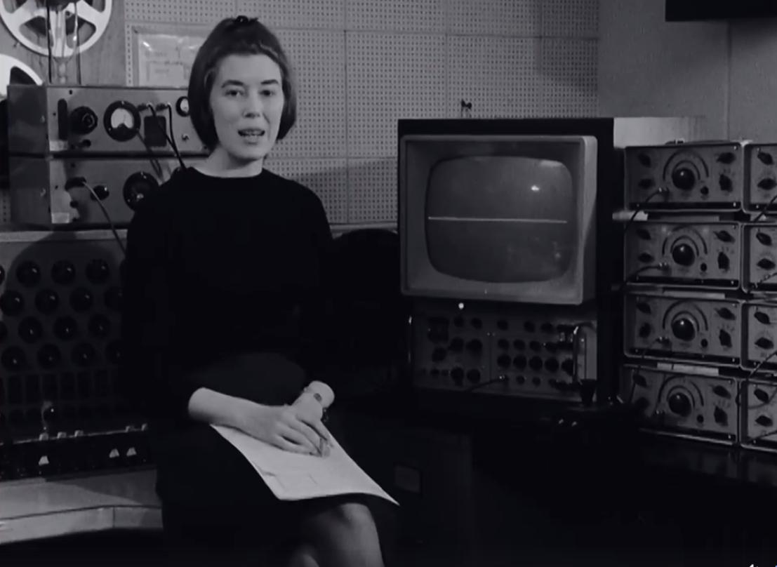 صنع الموسيقى الالكترونية في ستينيات القرن العشرين