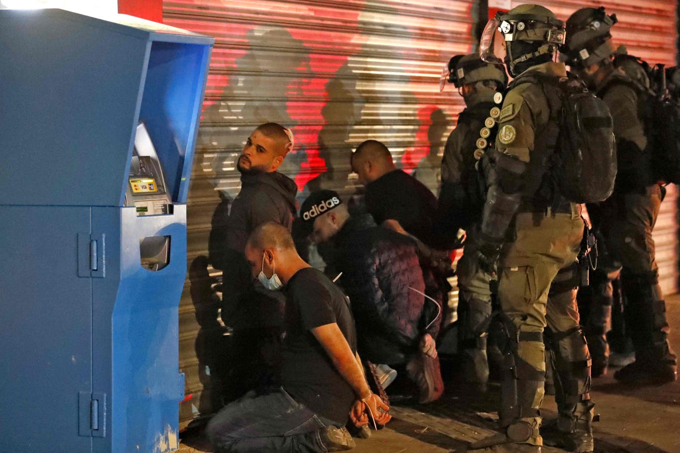 ISRAELIS FORCES GETTY.jpg