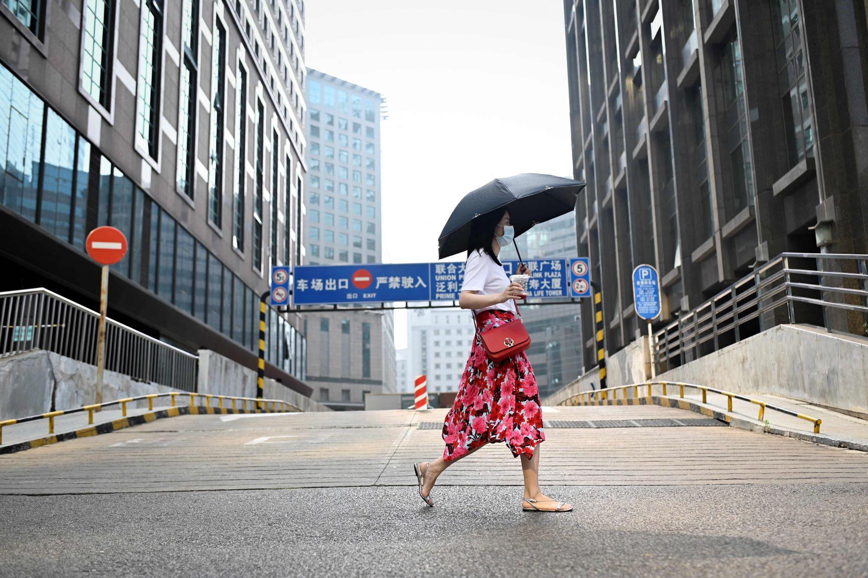 طبقت الصين إجراءات جماعية واسعة في خضم مكافحتها جائحة كورونا