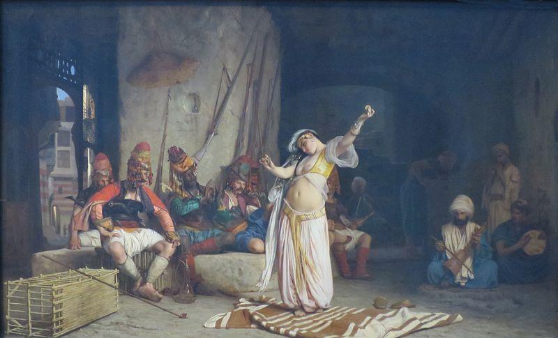 thumbnail_peinture de Jean-Léon_Gérôme-.jpg