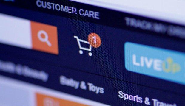 حققت منصات البيع عبر الإنترنت مكاسب قياسية في أشهر الحظر (رويترز)