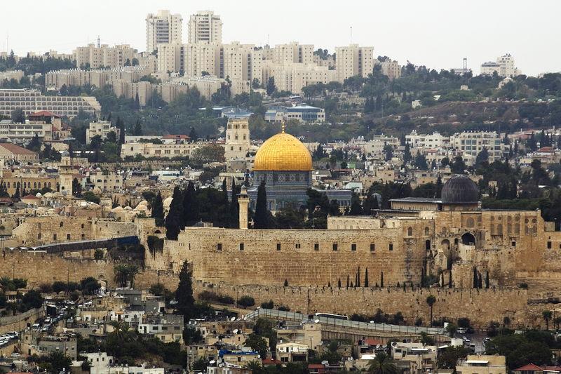 أقر غرينبلات بأهمية القدس لأتباع الديانات الإبراهيمية الثلاث (رويترز).jpg