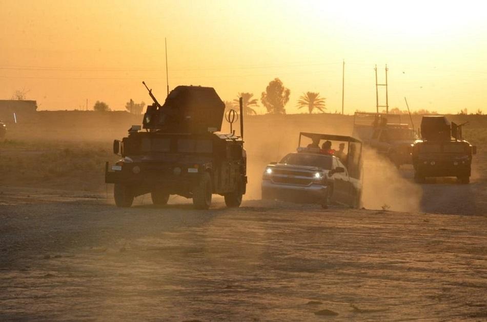 عملية عسكرية للقوات الامنية العراقية.jpg