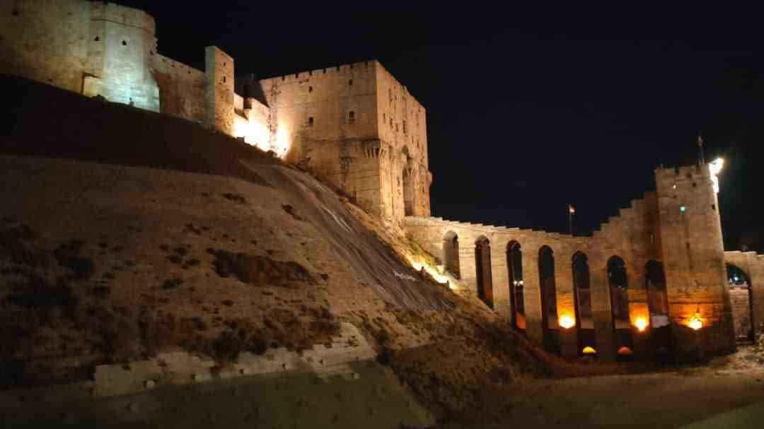 قلعة حلب (اندبندنت عربية)