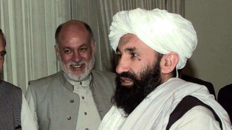 القائم بأعمال رئيس الحكومة الأفغانية محمد حسن أخوند (رويترز)
