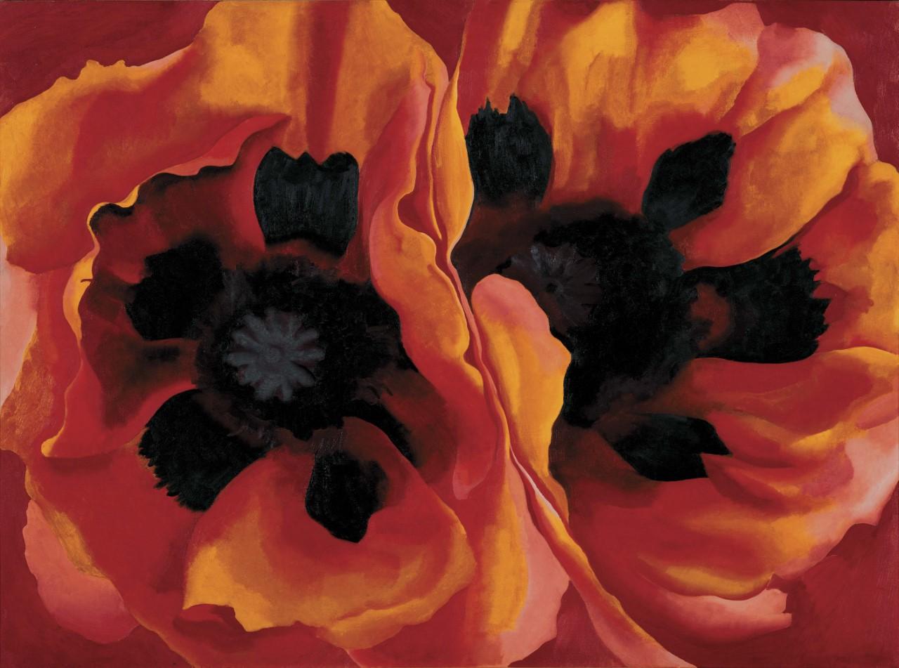thumbnail_Oriental Poppies, 1927.jpg