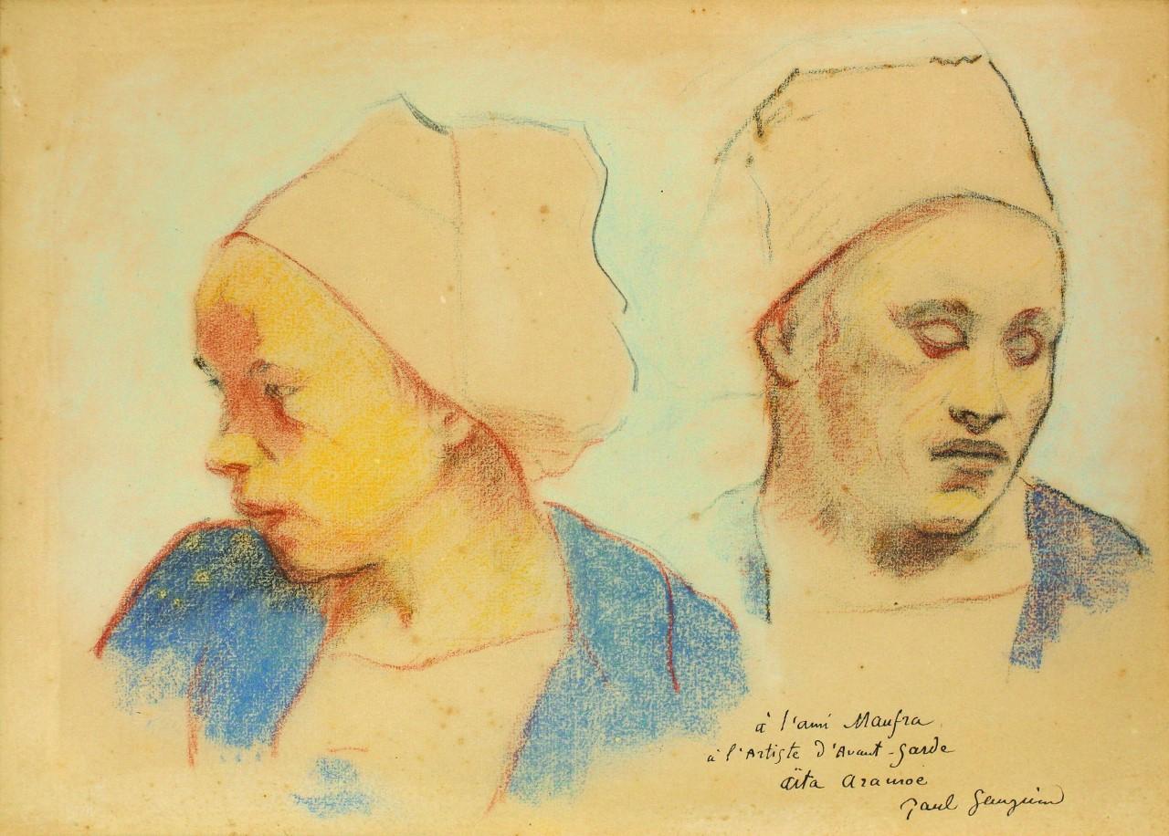 thumbnail_Gauguin - Deux têtes de bretonnes.jpg