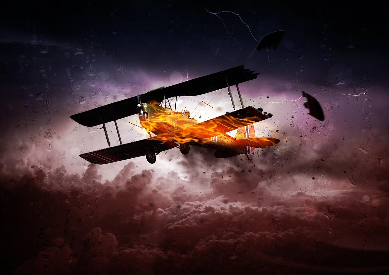 """اختفى سرب مقاتلات أميركية في الحرب العالمية الثانية فوق """"مثلث برمودا""""، فانفلتت الخيالات وصنعت من الحادث لغزاً"""